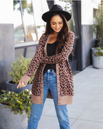 Cleo Cardigan - Brown