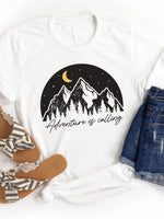 Adventure is Calling Graphic Tee