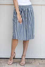 The Charlotte Skirt - Gray