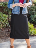 The Sonny Skirt - Black