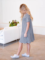 The Delilah Dress - Charcoal