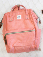 Everyday Backpack - Peach