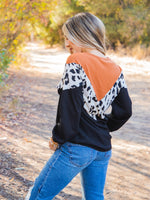 The Val Top - Orange