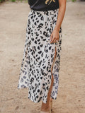The Reign Maxi Skirt - Cream