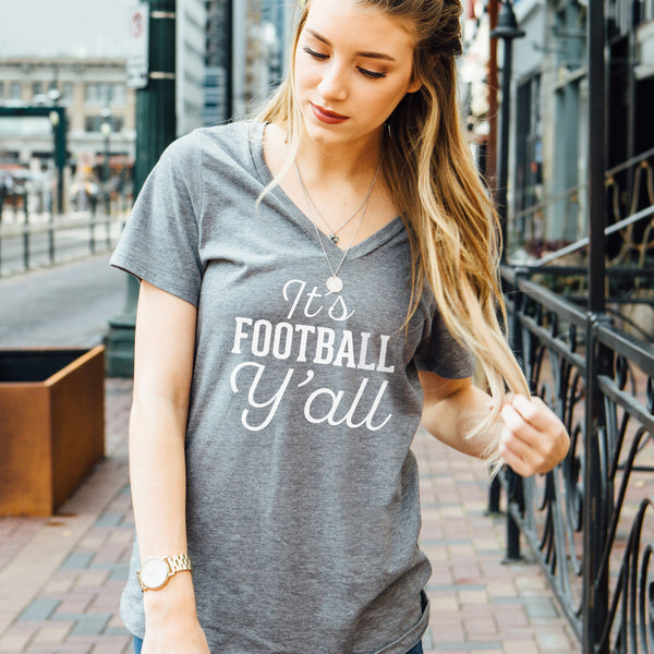 It's Football Y'all Tshirt