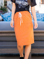 The Alexis Skirt - Orange