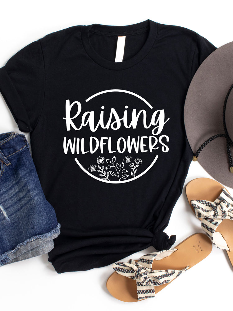 Raising Wildflowers Graphic Tee