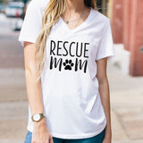 Rescue Mom Tshirt