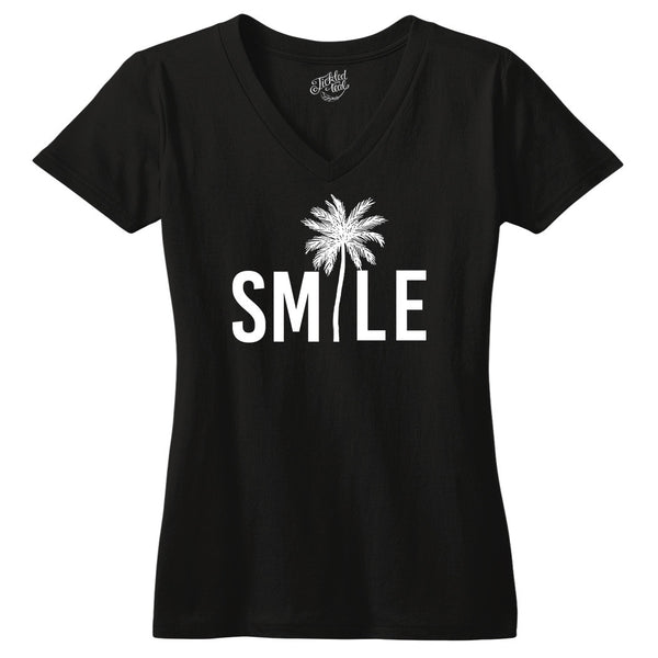 Smile Tshirt - Tickled Teal LLC