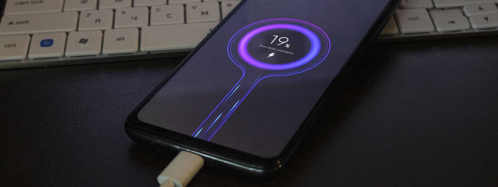 phone with fast charge mode charging huawei oppo xiaomi