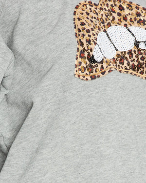 The Laughing Leopard Sweat
