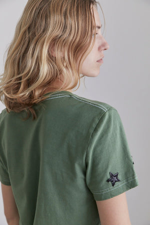 Elvie Military Star T Shirt
