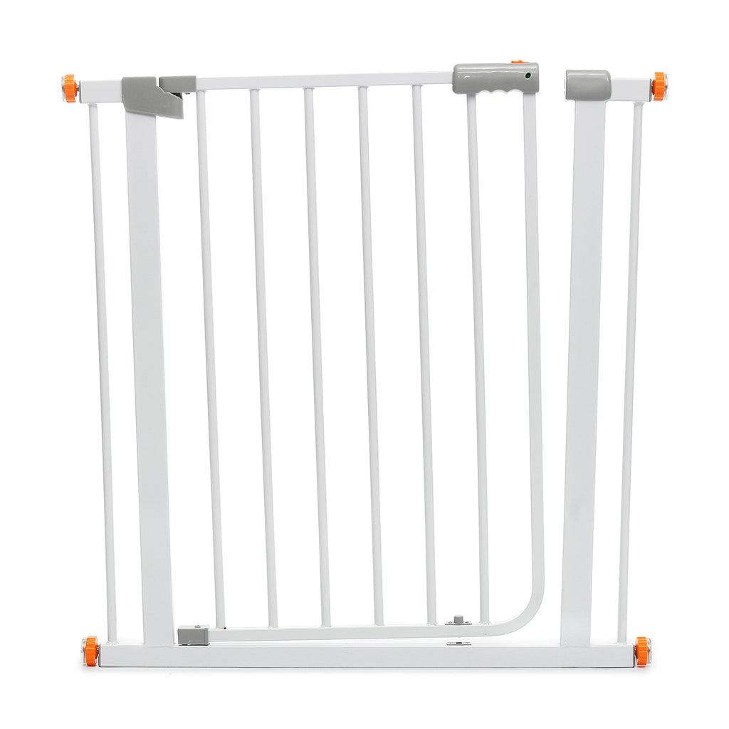 Adjustable Security Barrier Gate | Baby/Pet Metal Safety Fence Gate | 29*30 inches | By Melonto