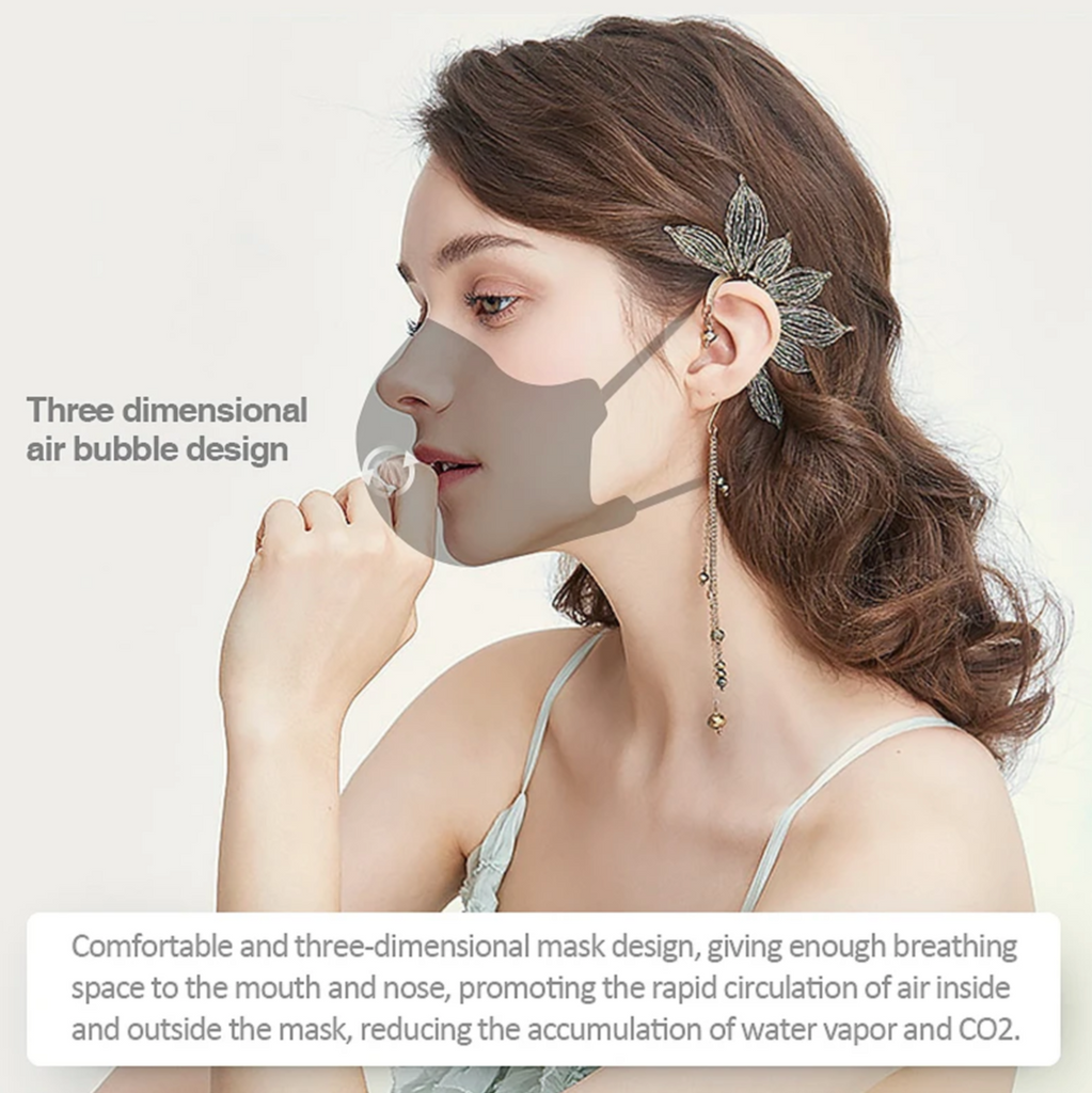 SpectraShield Mouth Mask | By Melonto