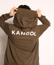 Load image into Gallery viewer, KANGOL KIDS アーチロゴZIPパーカー(50%OFF)