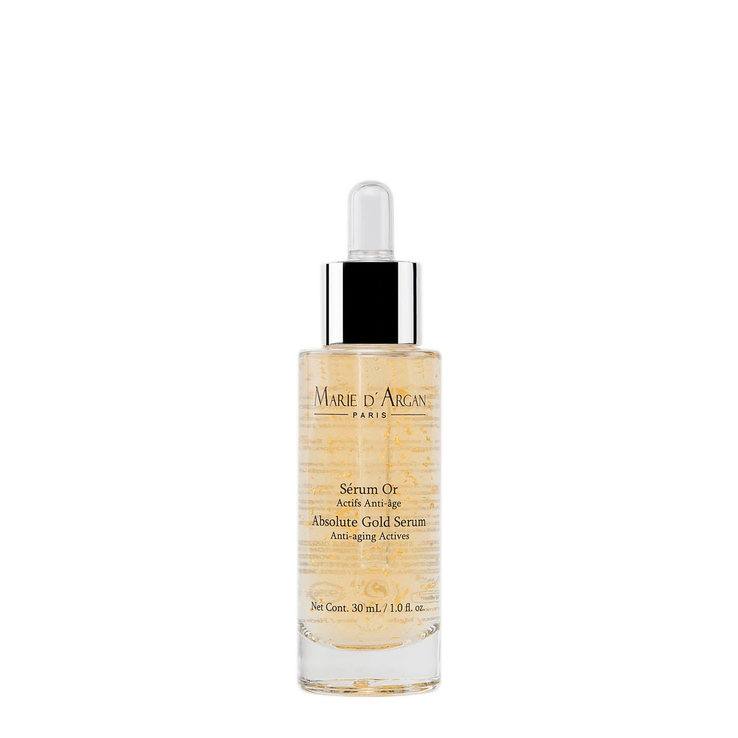 Serum de Oro Glowing effect - Marie d´Argan a domicilio