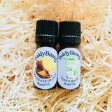 Any 2 x 5ml bottles of BaldyBeardy beard oil by BaldyBeardy