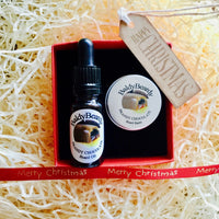Christmas gift box by BaldyBeardy with pipette lid