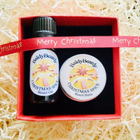 Christmas Spice Christmas gift box by BaldyBeardy with dropper lid