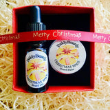 Christmas Spice Christmas gift box by BaldyBeardy with pipette lid