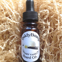 Creamy Vanilla beard oil by BaldyBeardy
