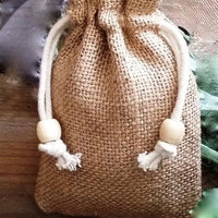 Jute bag add-on