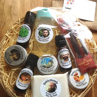 Ultimate Deluxe beard care and grooming gift set by BaldyBeardy