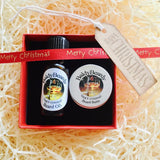 BaldyBeardy Christmas beard care box set for bearded men