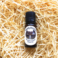 Brandy Coffee beard oil with dropper lid by BaldyBeardy