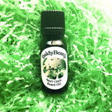 Mint Choc beard oil by BaldyBeardy with dropper lid