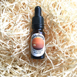 Summer Evening beard oil by BaldyBeardy with pipette lid