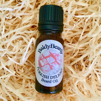 Turkish Delight beard oil by BaldyBeardy