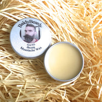 GATO - Strong moustache wax by BaldyBeardy