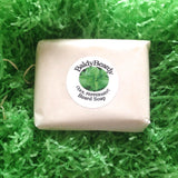 Cool Peppermint beard soap by BaldyBeardy