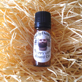 Snappy Gent beard oil by BaldyBeardy
