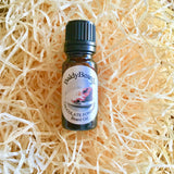Chocolate Fondant beard oil by BaldyBeardy with dropper lid