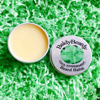 Cool Peppermint beard balm by BaldyBeardy