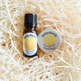 Unscented beard oil balm combination pack by BaldyBeardy