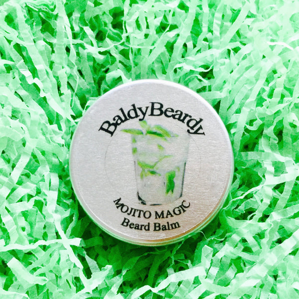Mojito Magic beard balm by BaldyBeardy