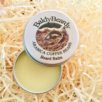 Arabica Coffee Beans beard balm by BaldyBeardy