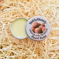 Chocolate Truffles beard balm by BaldyBeardy