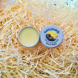 Chocolate Orange beard balm by BaldyBeardy