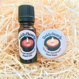 Calm and Tranquility beard oil and balm combination pack by BaldyBeardy