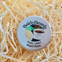 Earl Grey beard balm by BaldyBeardy