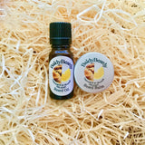 Cinnamon and Orange Delight beard oil and balm combination pack by BaldyBeardy