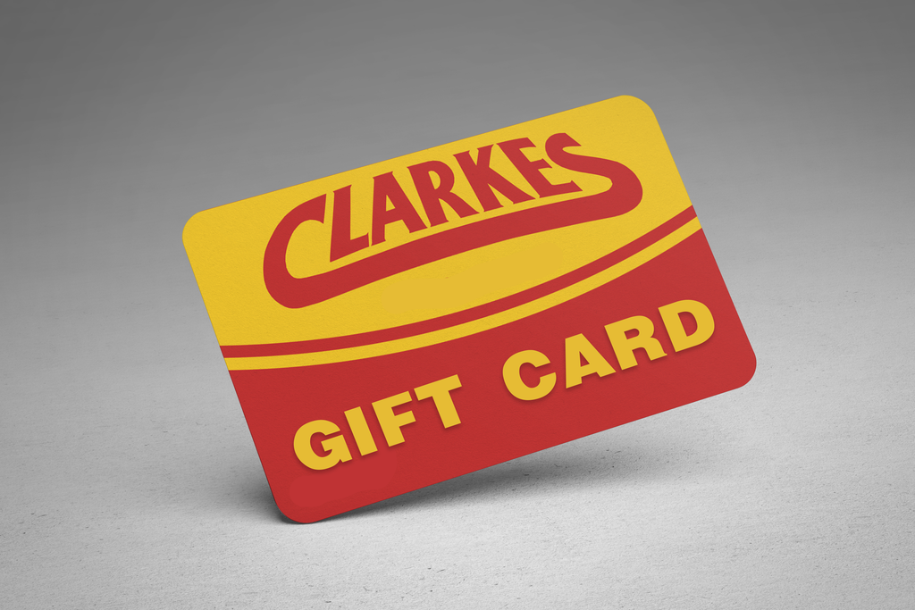 Clarkes Country Stores Gift Card