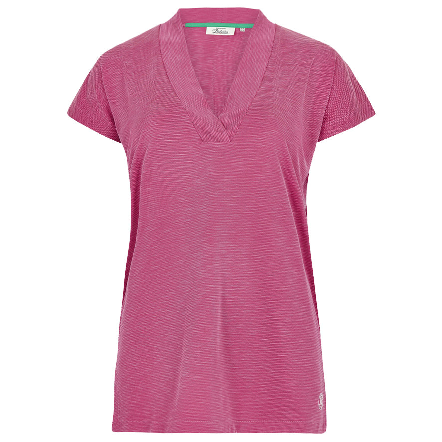 Dubarry Ladies Coolestown Top - Orchid Pink