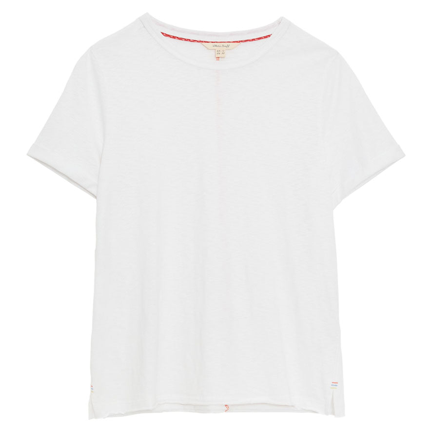 White Stuff Neo Tee - Brilliant White