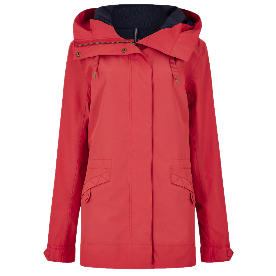 Dubarry Shannon Jacket - Poppy Red