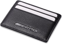 Load image into Gallery viewer, AMG Slim Black Wallet